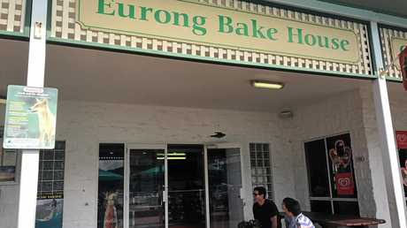 The Eurong Bake House serves up a wicked cream bun with fresh cream, amongst its other delights.