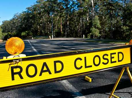 A number of road closures will be in place around Moranbah