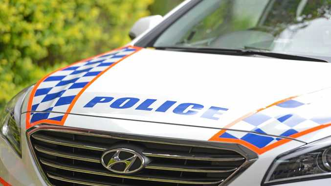 The four juveniles drove the car 540km before being arrested last night.