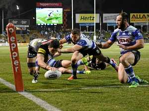 Panthers put final nail in Dogs' season