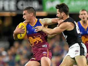 Brisbane Lions open to trading top pick