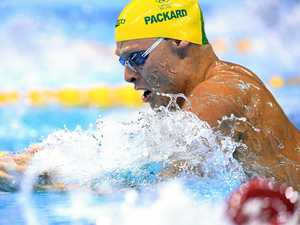 BACK IN ACTION: Jake Packard, pictured during the Rio Games, is on the comeback trail.