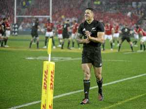 Aussie committee rules Sonny Bill out of Bledisloe opener