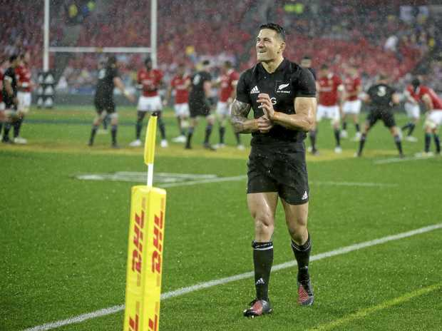 Sonny Bill Williams to miss first Bledisloe Cup clash with Australia