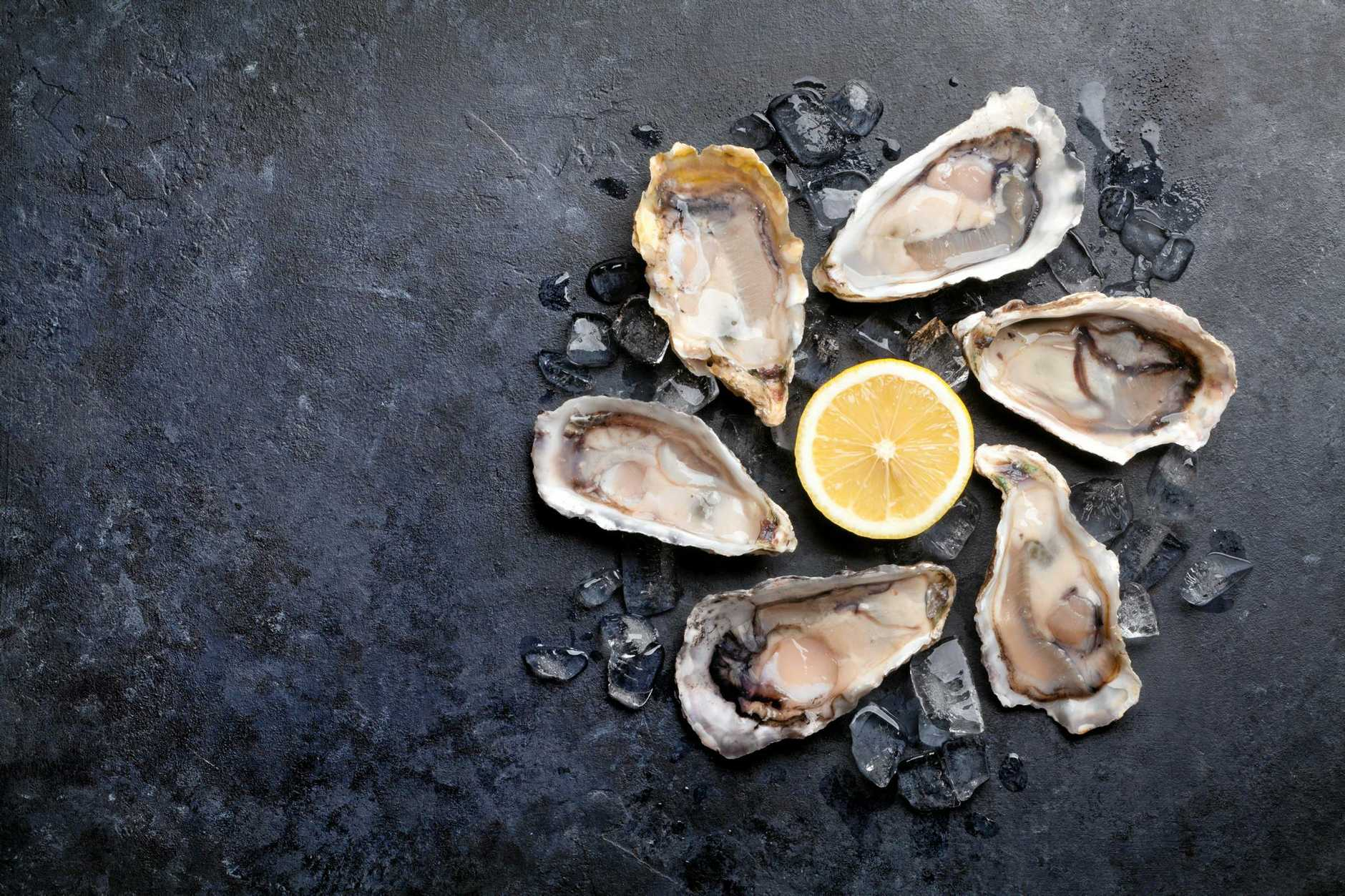 Oysters kilpatrick are sure to please most tastebuds.
