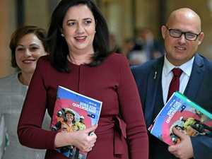 Annastacia Palaszczuk has already broken a promise to Qld