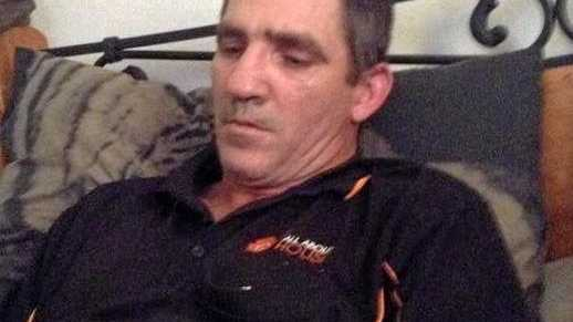 Rockhampton man Michael Cox.