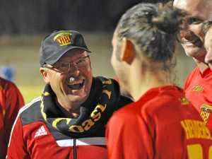 Sunshine Coast Fire pays tribute to club legend