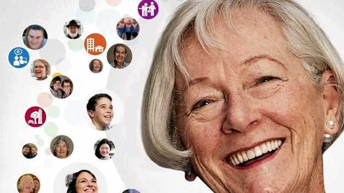 POSITIVITY: The See Create Connect Expo is part of Seniors Week.