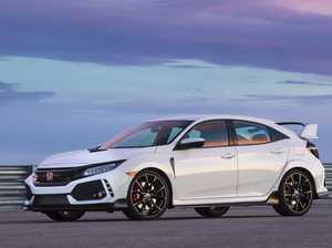 First drive: 2017 Honda Civic Type R