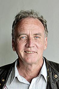 Gympie journalist Arthur Gorrie.