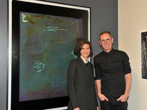 Scrawls and spit win top portrait prize