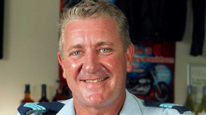 Sgt Bruce MacDonald has been found not guilty of dangerous driving. Picture: Tom Lee