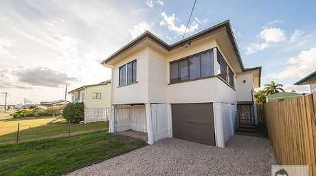 The recently refurbished 83 Clifton St, Berserker is selling for $145,000 - half the price of inner-city Brisbane's cheapest house.