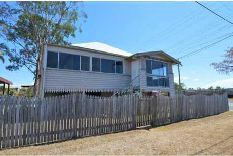 2 Alma St, Rockhampton is on the market for $190,000.