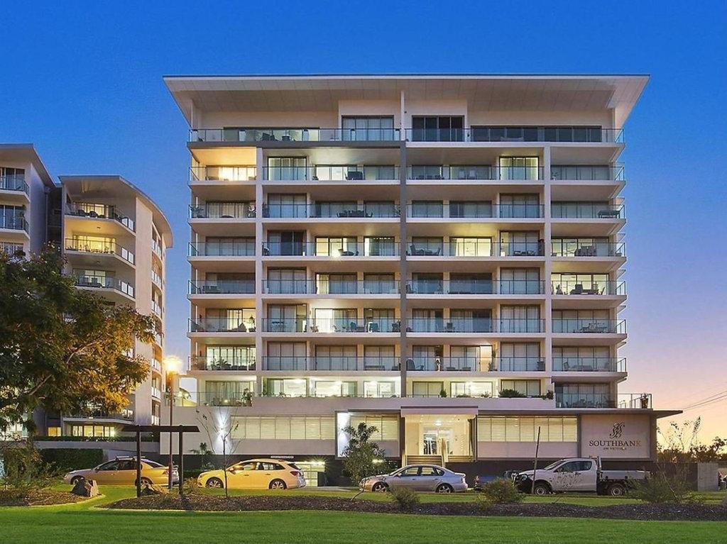 Southbank on Rockhampton apartments.