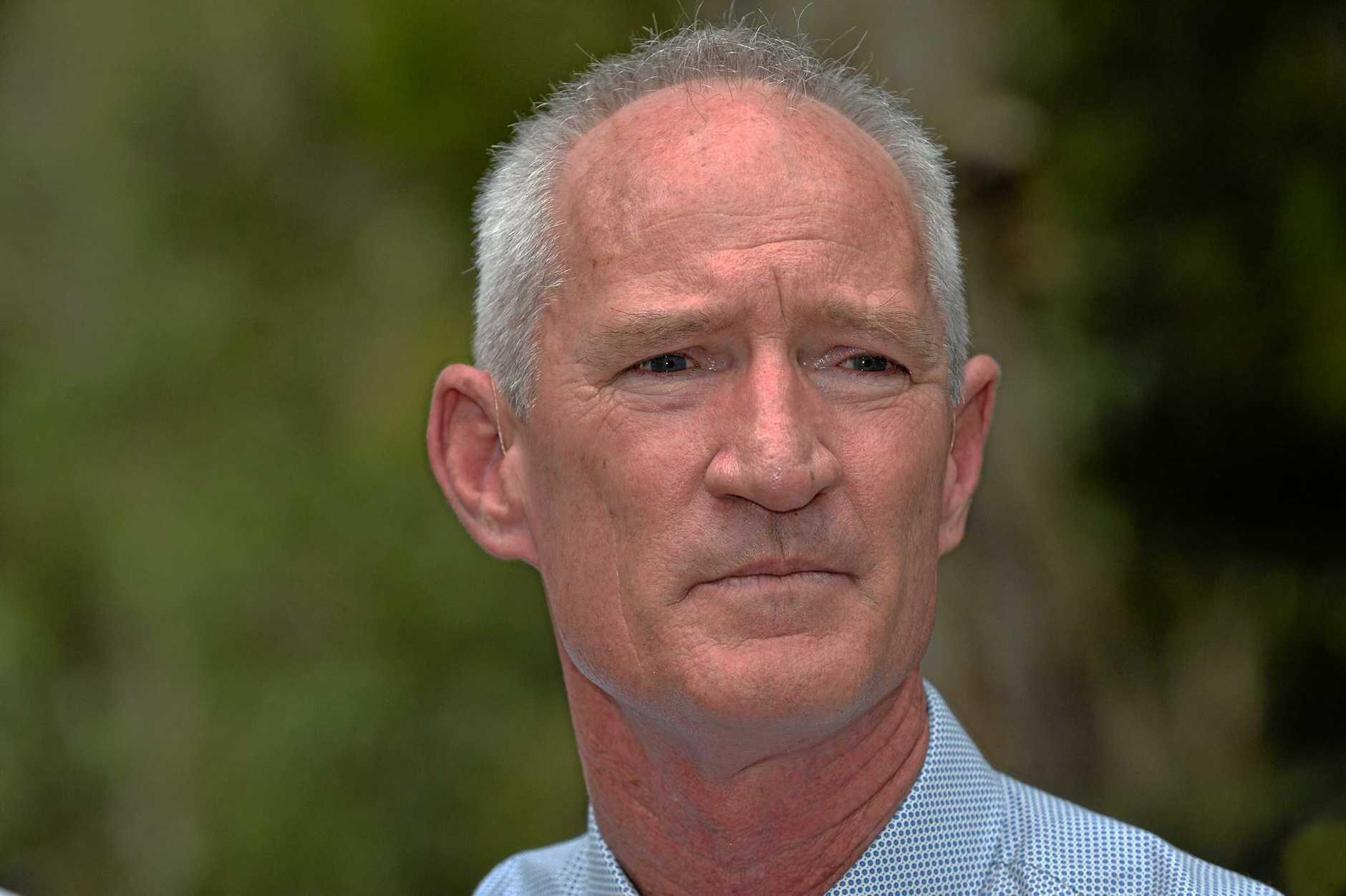 One Nation state leader and Member for Buderim Steve Dickson.