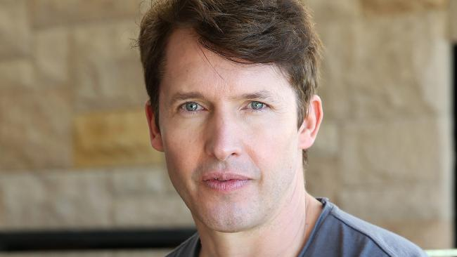 James Blunt proves his comedic talents on Twitter.