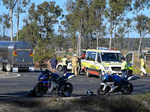 One hurt in motorbike crash north of Gympie