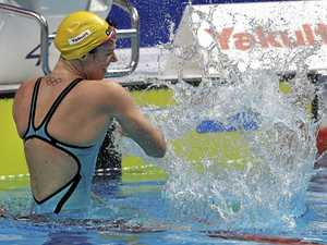 Aussie swimmer strikes gold at World Championships