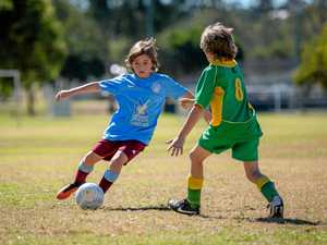 GALLERY: Gympie's junior soccer in action