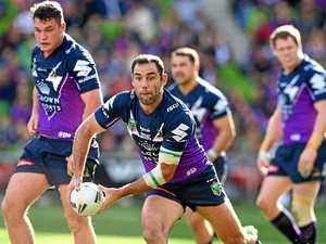 Melbourne's milestone man owns show against Manly