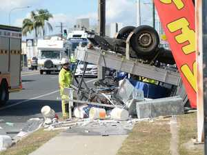 Car crash George St