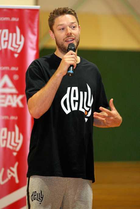NBA player Matthew