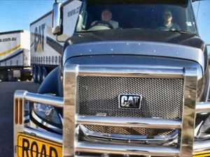 Is it the end for Cat Trucks?