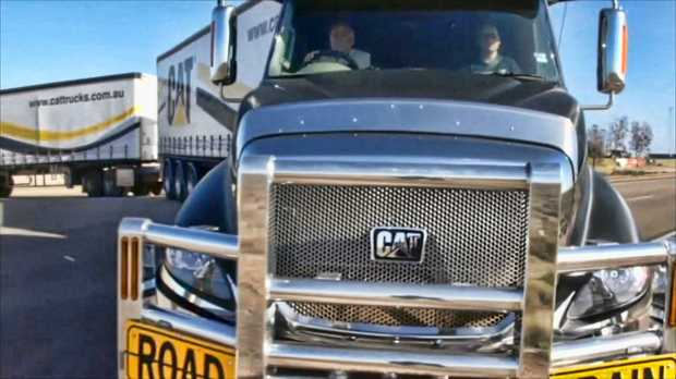 NINE LIVES: Cat Trucks arrival on Australian roads has been a up and down story of corporate intrigue and eventually beating all odds. But is it too late?