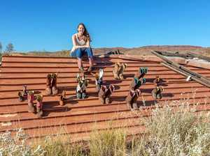 Remote mum up for national award