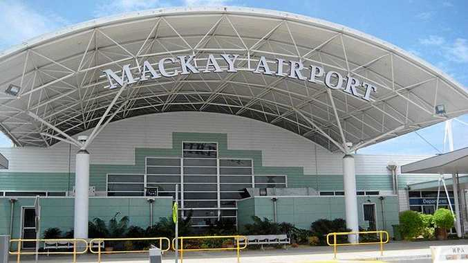 Mackay airport will amp up security due to the recent 'plane bomb' terror plot in Sydney.