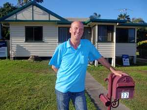 Blues supporter repaints house after Origin loss