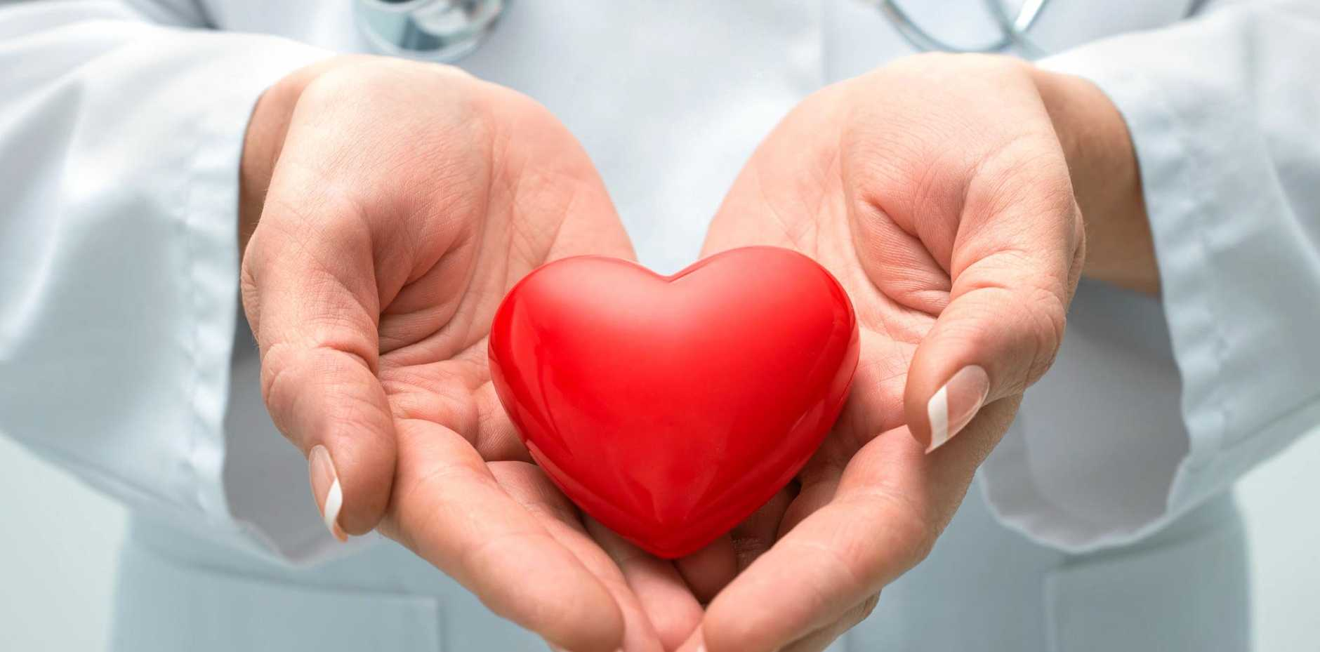 DONATE LIFE: Join the Australian Organ Donor Register online and you could help save a life.