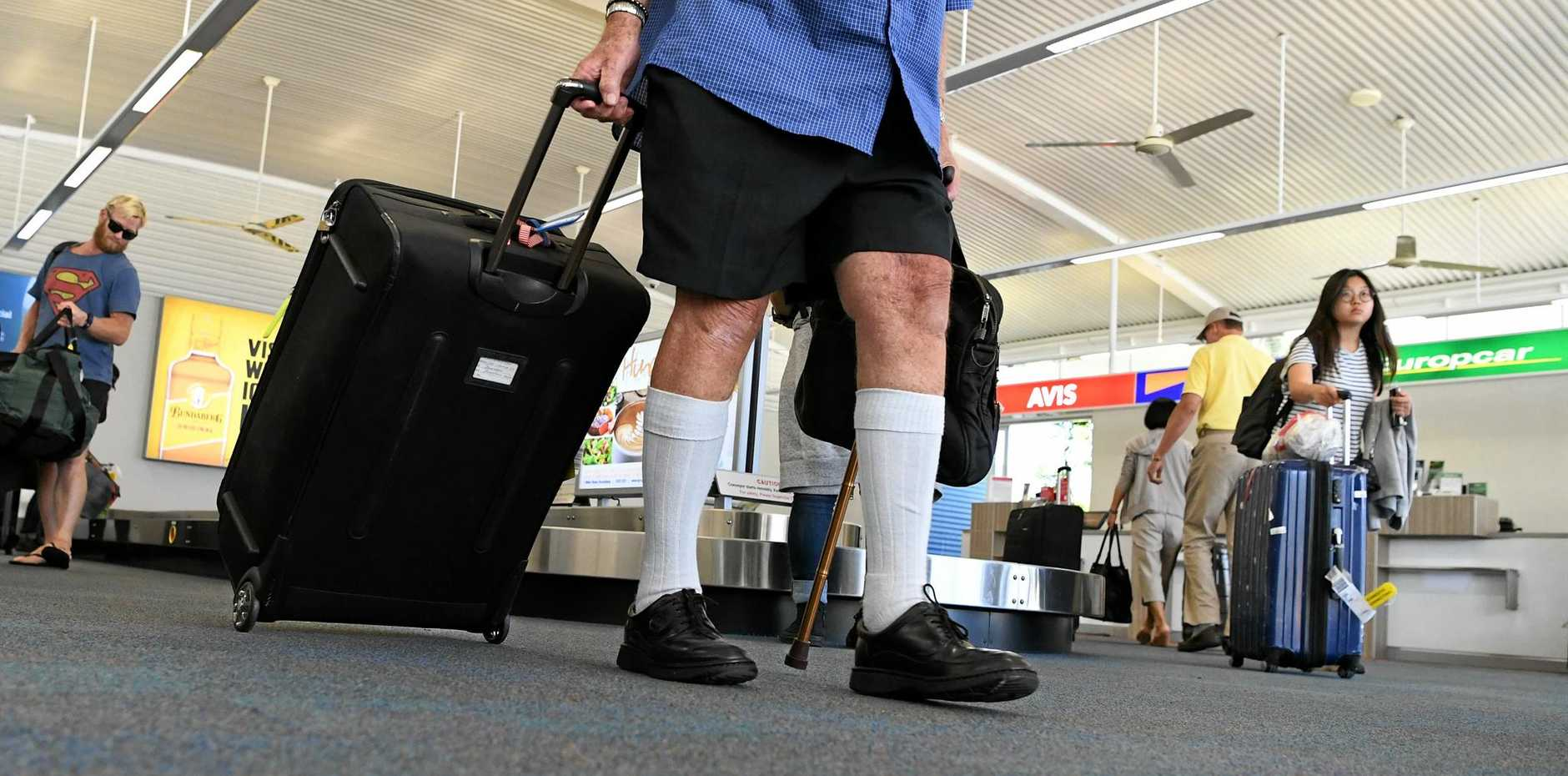 NO EXTRA WAIT HERE: Outbound passengers flying from Bundaberg Airport will not have to wait longer, according to Bundaberg Regional Council.