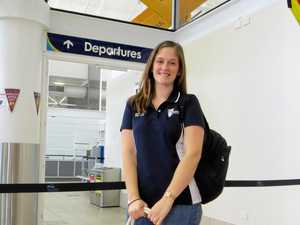 CQU student heads for Japan