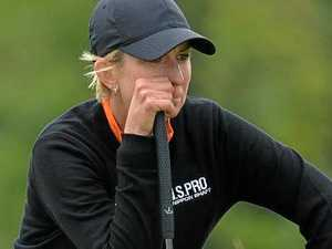 Webb left lamenting double bogey at Scottish Open