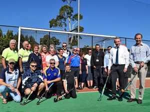 $1.5 million to revolutionise G'Bah hockey centre