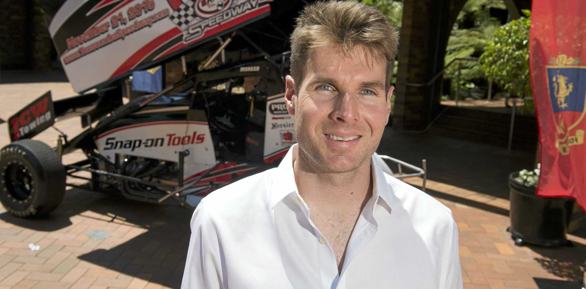 GOOD RESULT: Toowoomba's IndyCar driver Will Power.