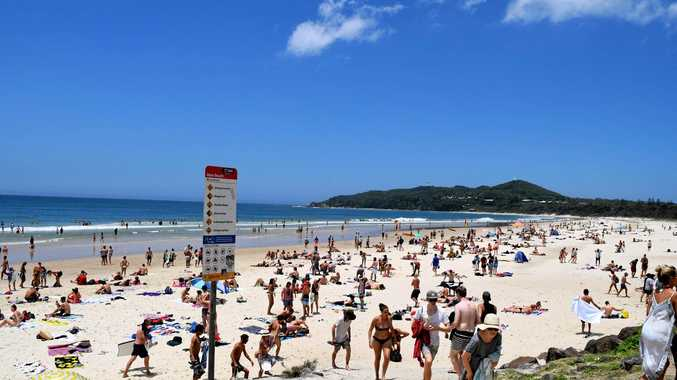 Main Beach Byron Bay