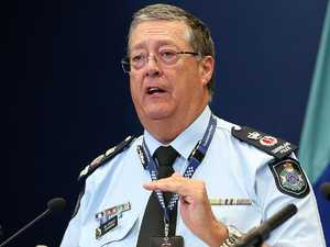 Three more years for top cop