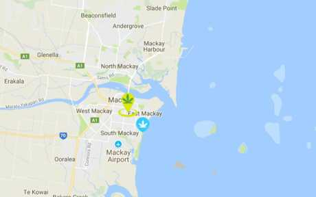 The site even has a listing in Mackay