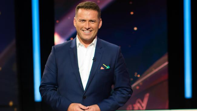 Karl Stefanovic hosts This Time Next Year.