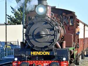 Record numbers for steam trains