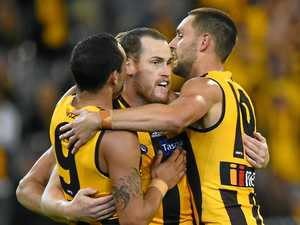 Hawks' milestone man hungry for more glory