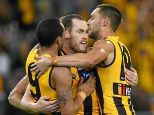 Hawks' milestone man hungry for more glory