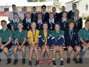 St Luke's dominates at rowing regattas