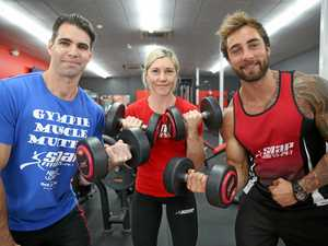 Mustering Gympie's muscle