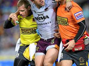 Broncos forced into reshuffle by McCullough injury
