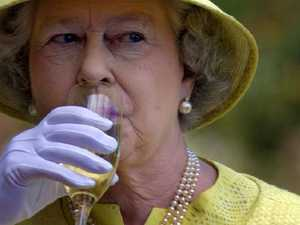 How to drink like the Queen